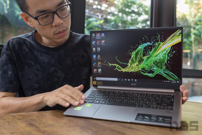 Acer Swift 3 Core i Gen 10 Review 62
