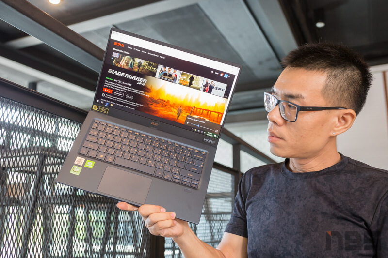 Acer Swift 5 Core i Gen 10 NBS Review 1