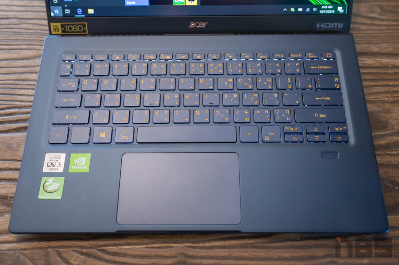Acer Swift 5 Core i Gen 10 NBS Review 13