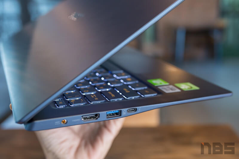 Acer Swift 5 Core i Gen 10 NBS Review 43
