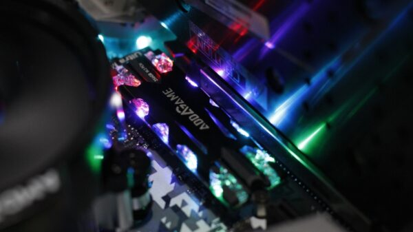 Addlink X70 256GB SSD 23