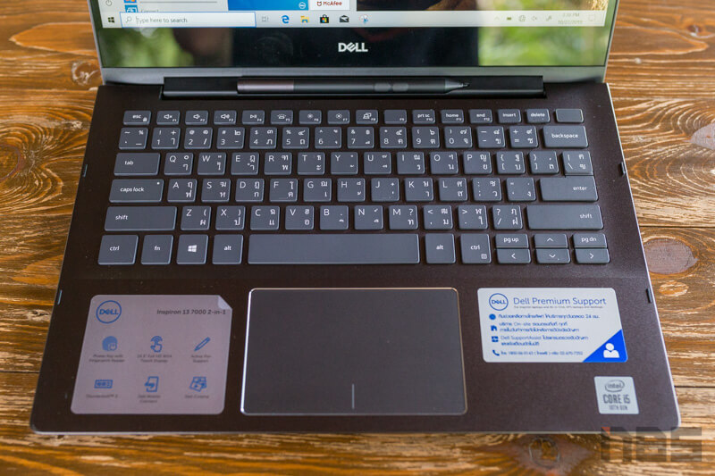 Dell Inspiron 7391 NBS Review 14
