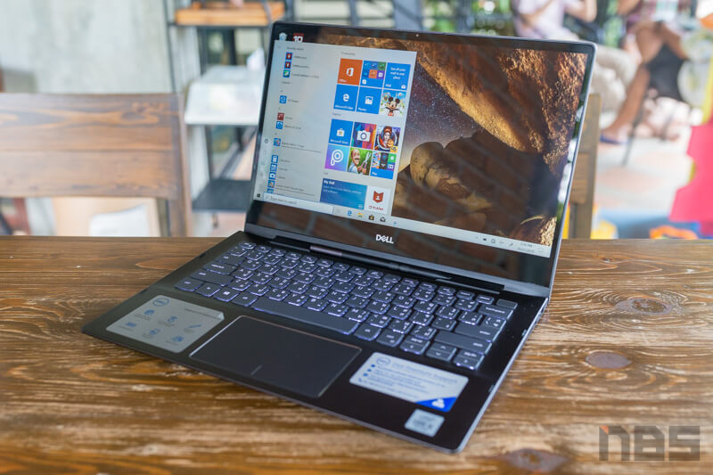 Dell Inspiron 7391 NBS Review 21