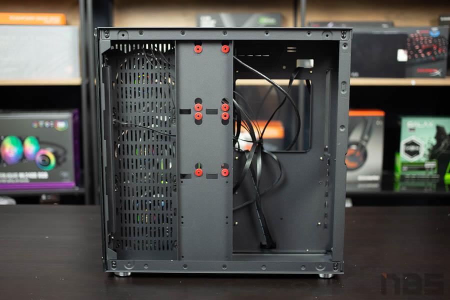 E ATX Case NP Tsunami 1262 Protector Gaming 11