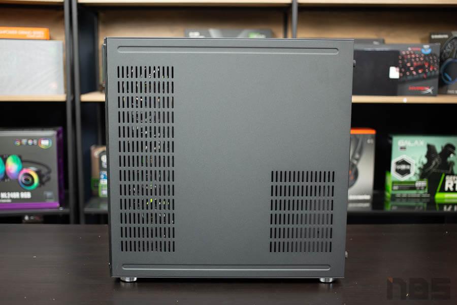 E ATX Case NP Tsunami 1262 Protector Gaming 4
