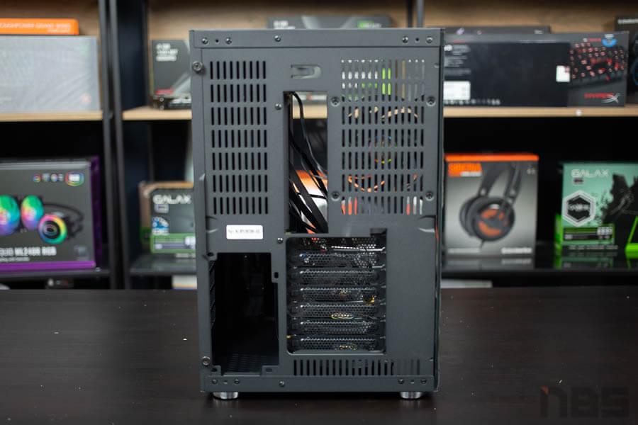 E ATX Case NP Tsunami 1262 Protector Gaming 5