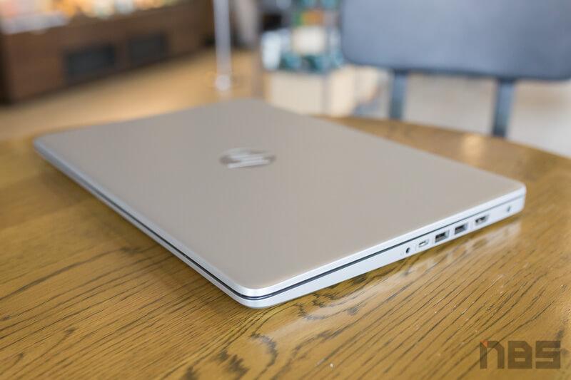 HP 14s Pentium NBS Review 35