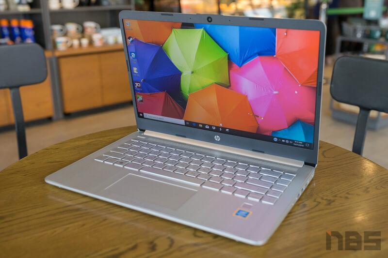 HP 14s Pentium NBS Review 6