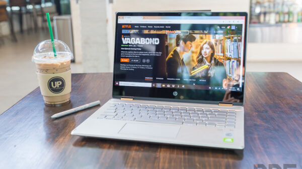 HP Pavilion x360 14 Core i Gen 10 Review 6