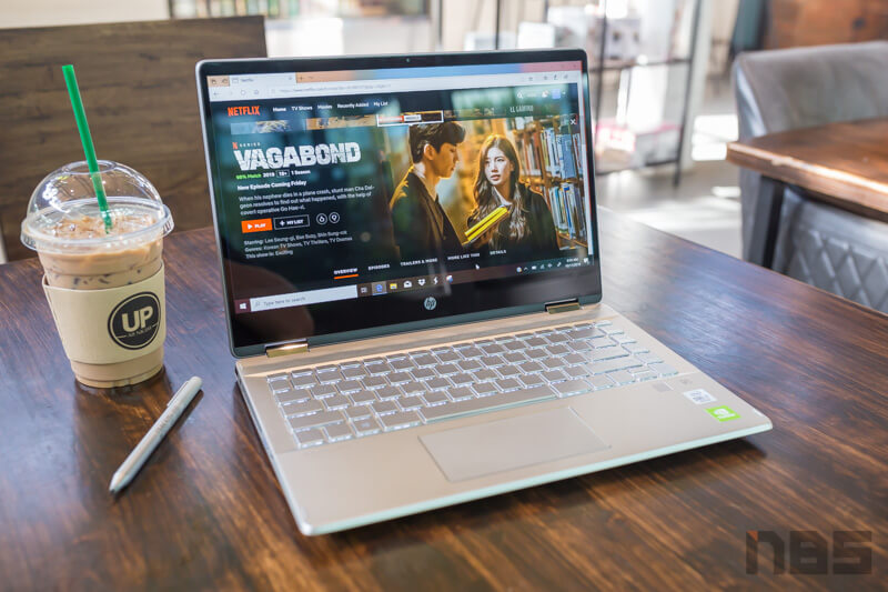 HP Pavilion x360 14 Core i Gen 10 Review 9