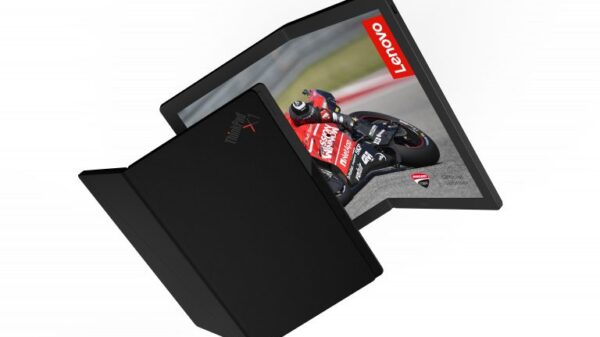 Lenovo Foldable ThinkPad X1