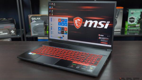 MSI GF75 9SD Review 48