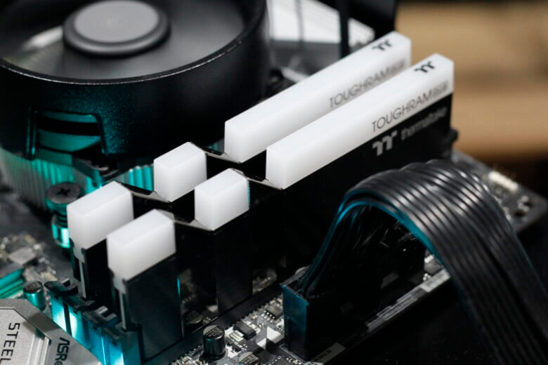 Set XMP DDR4 BIOS 11