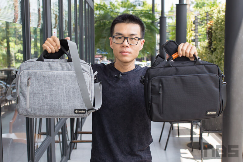 Tomtoc Briftcase Review 2