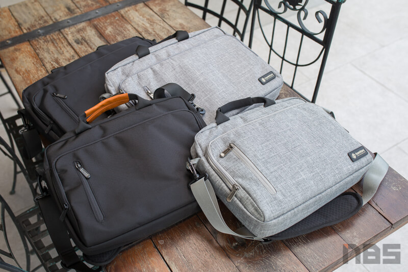 Tomtoc Briftcase Review 6