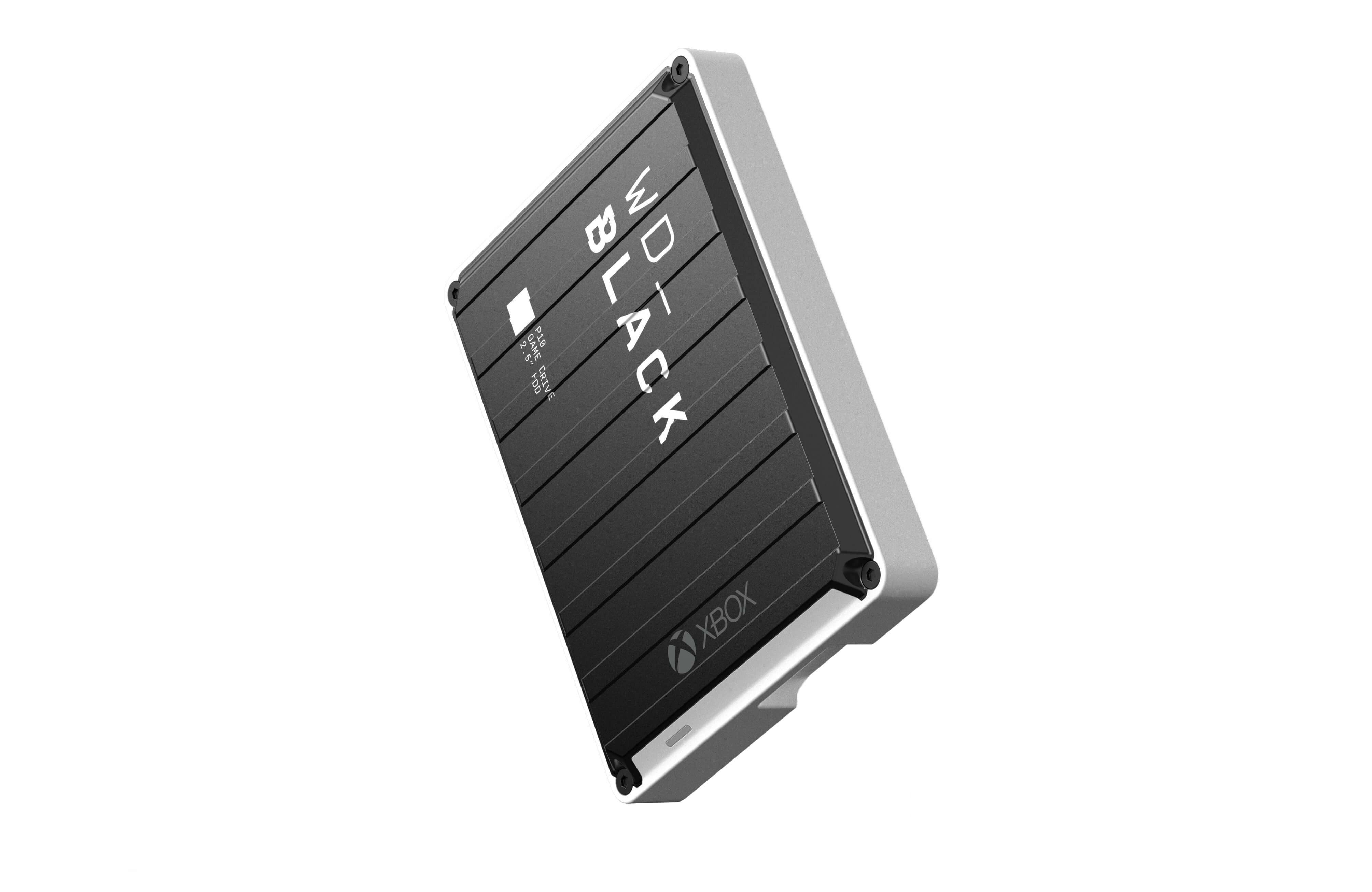 WD Black P10 for