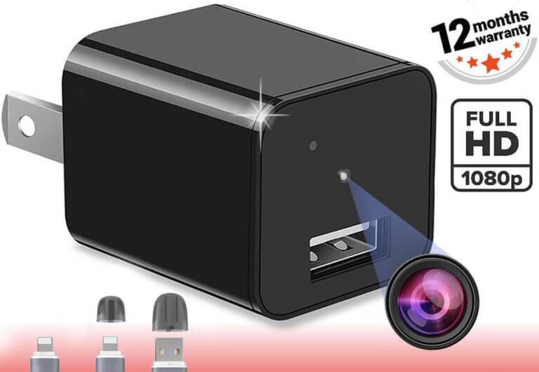 alpha tech spy camera