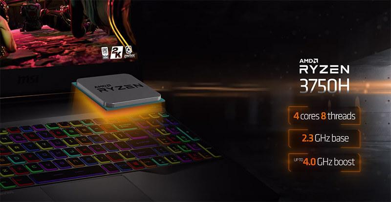msi alpha 15 AMD Gaming Notebook p1