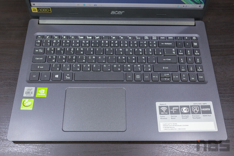 Acer Aspire 3 A315 55 NBS Review 3