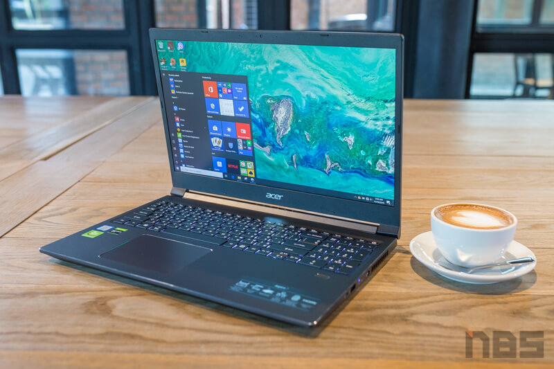 Acer Aspire 7 2019 NBS Review 2