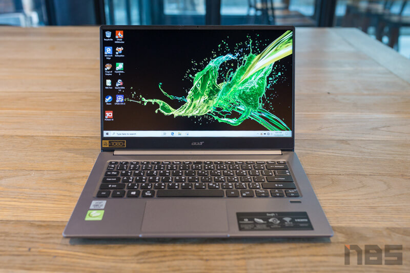 Acer Swift 3 i3 Gen 10 NBS Review 1