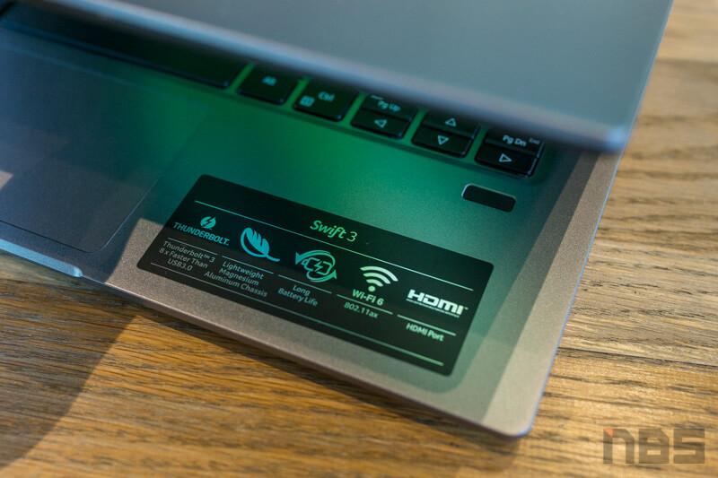 Acer Swift 3 i3 Gen 10 NBS Review 15