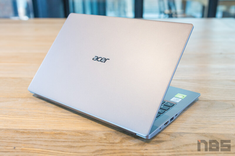 Acer Swift 3 i3 Gen 10 NBS Review 24