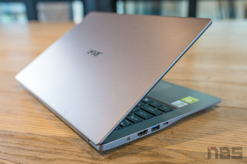 Acer Swift 3 i3 Gen 10 NBS Review 36