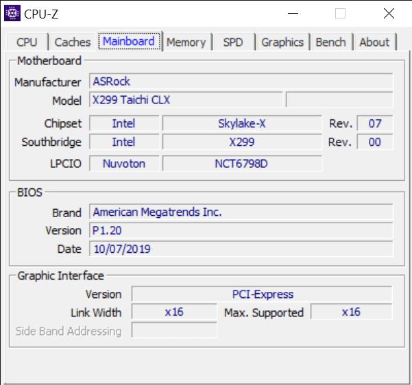 CPU Z 11 22 2019 1 44 00 PM