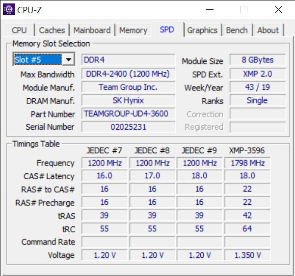 CPU Z 11 22 2019 1 44 17 PM