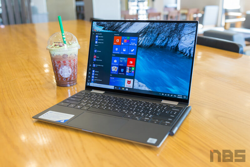 Dell XPS 13 2 in 1 Core i Gen 10 Review 81