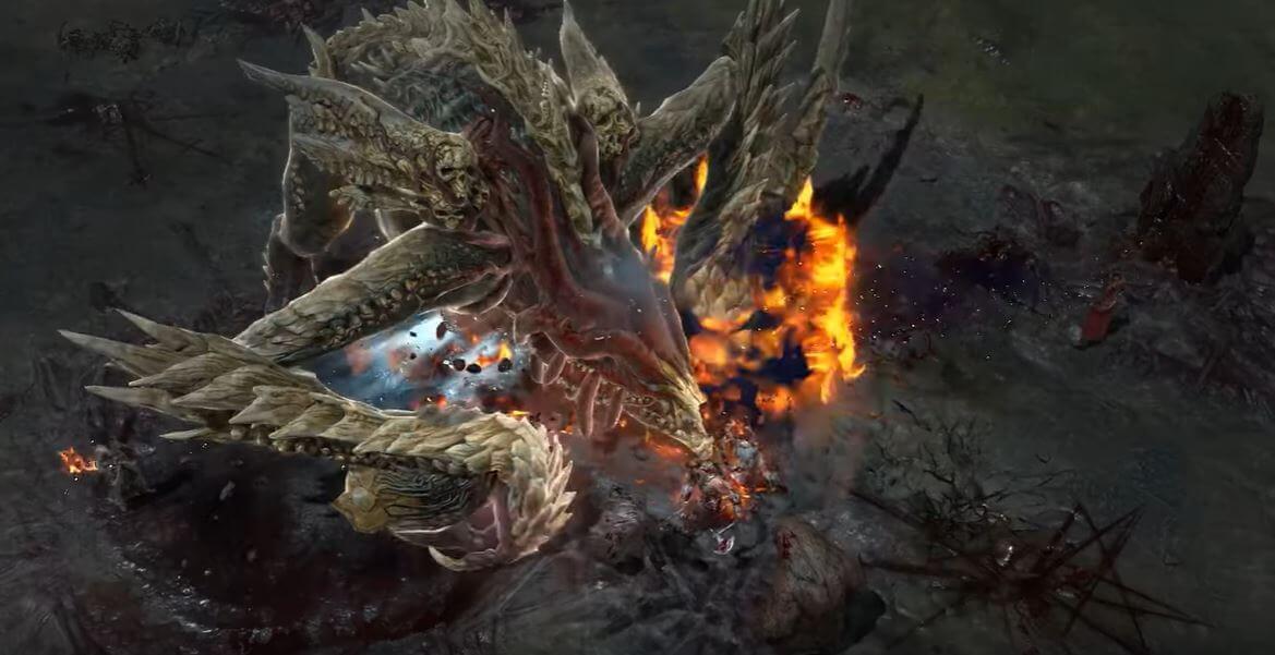 วีดีโอตัวอย่าง Diablo IV สู่เกม Openworld เล่นได้อิสระ อาชีพใหม่