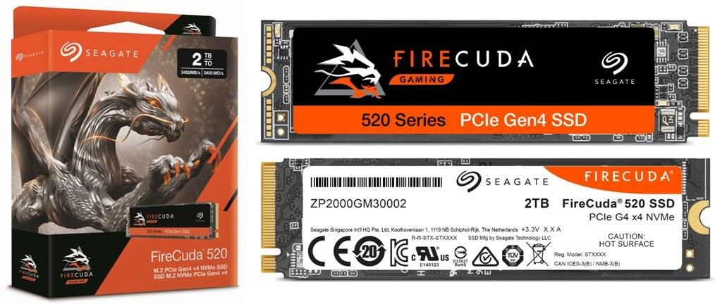 FireCuda520 SSD