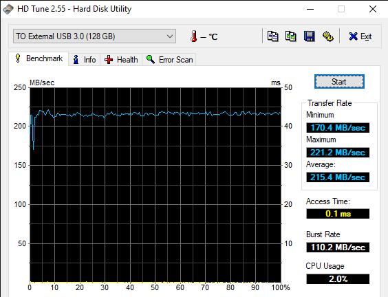 HD Tune 2.55 Hard Disk Utility 11 6 2019 10 29 37 AM