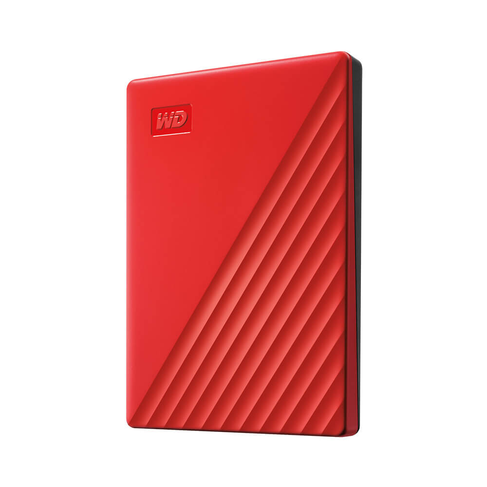 MyPassport 2TB Red