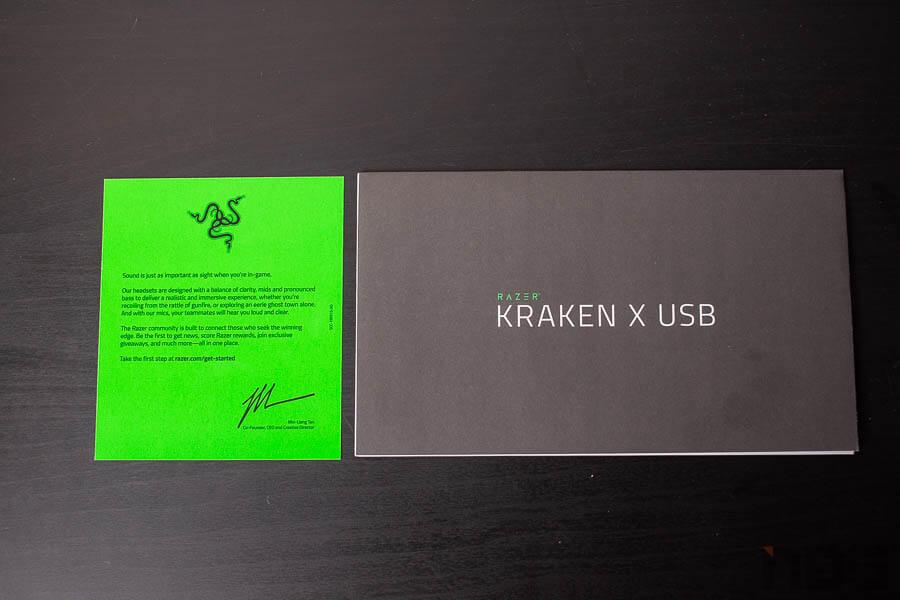 Razer Kraken USB 3