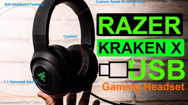 Razer Kraken project opn