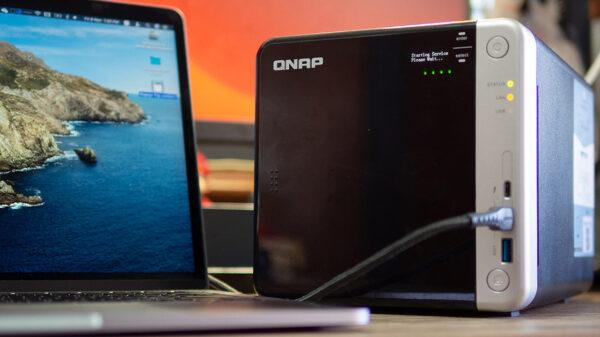 Review QNAP TS 453BT3 NotebookSPEC 34