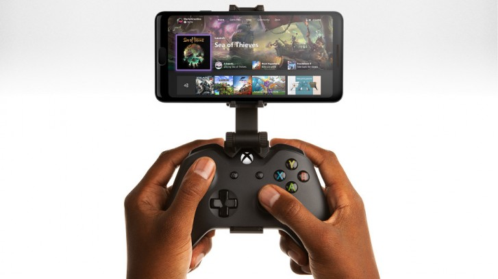 Xbox One Console Streaming for Android phones