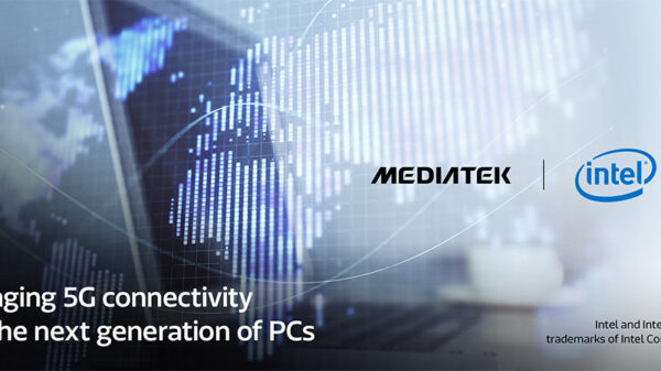 intel mediatek 5g notebooks b