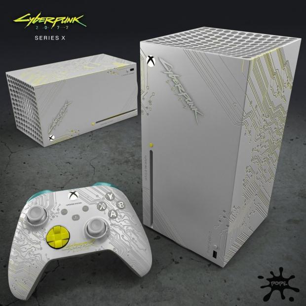 69376 57 custom xbox series console mock ups look amazing