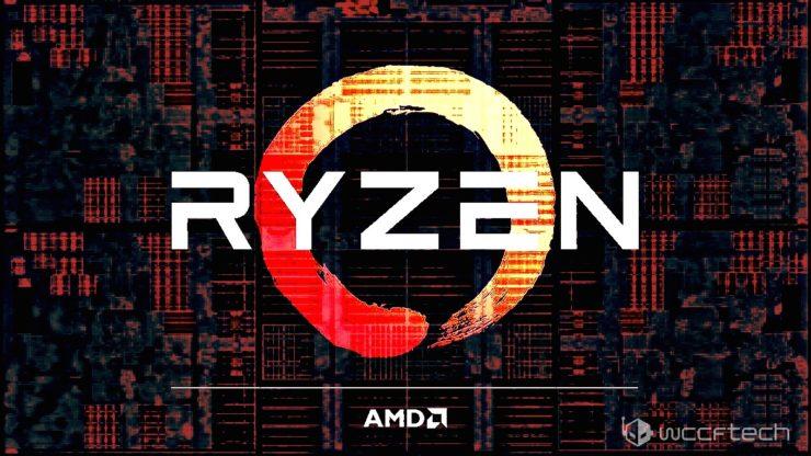 AMD Ryzen Architecture Feature WM