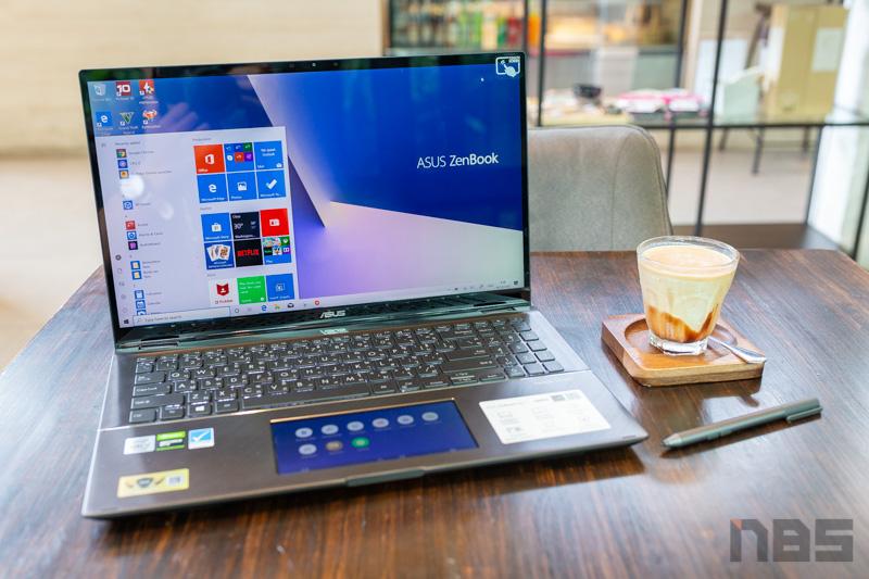 ASUS ZenBook Flip 15 2 in 1 Review 2