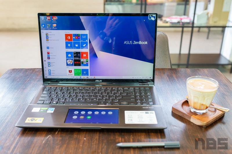 ASUS ZenBook Flip 15 2 in 1 Review 3
