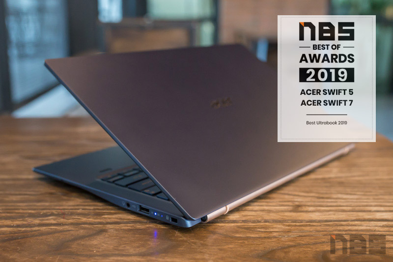 Acer Swift 5 Core i Gen 10 NBS award