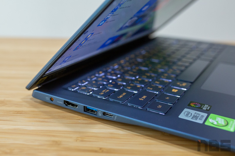 Acer Swift 5 Core i7 Gen 10 Review 26