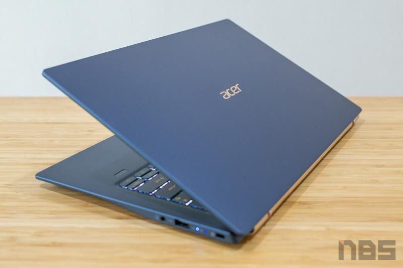 Acer Swift 5 Core i7 Gen 10 Review 31