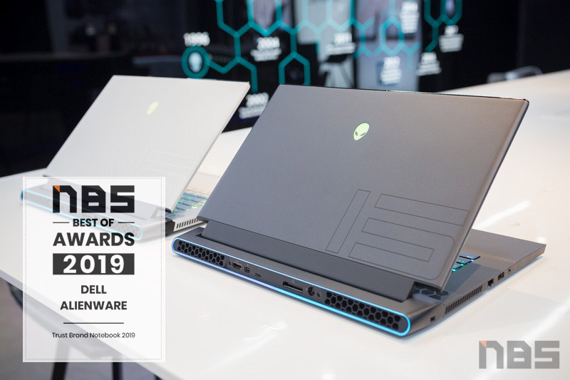 Alienware M15 R2 Preview NBS award
