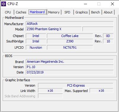 CPU Z 12 24 2019 11 30 10 AM