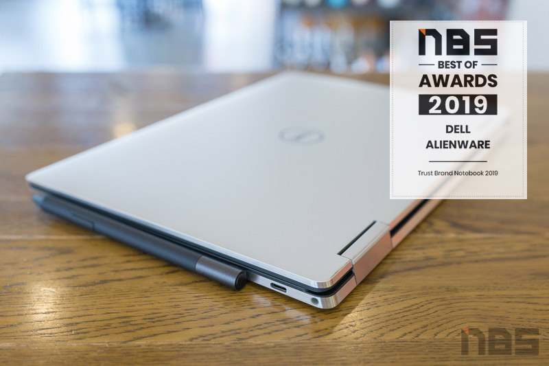 Dell XPS 13 2 in 1 Core i Gen 10 award
